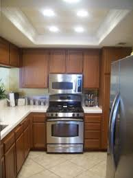 How To Design Kitchen Lighting by How To Arrange Recessed Lighting General And Task Kitchen