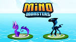 minomonsters evolution