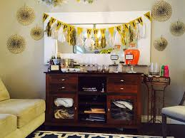 Home Party Ideas Golden Celebration 60th Birthday Party Ideas For Mom Miss Bizi Bee