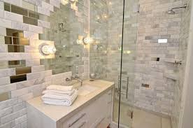 bathroom exquisite white bathroom decoration with white subway