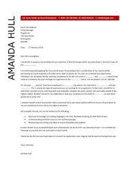 Sample Internship Cover Letter  marketing job cover letter sample     Resume Genius