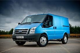 ford transit 2006 van review honest john
