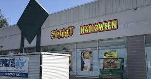 halloween spirit shop eek first halloween store spotted