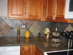 Slate Kitchen Backsplash Slate Kitchen Backsplash Gallery For Gt Gray Slate Tile