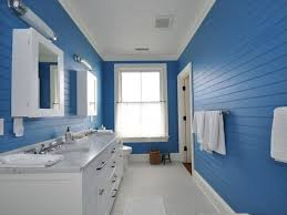blue and brown 22 bathroom remodeling ideas poetica faux silk
