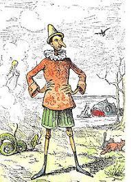 Pinocchio - den nya (m)askoten?