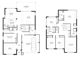 Small 2 Bedroom Cabin Plans Bedroom Modern House Plans Gallery With 5 Designs Images