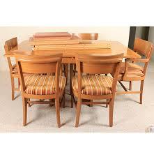 Mid Century Modern Dining Room Tables Mid Century Modern