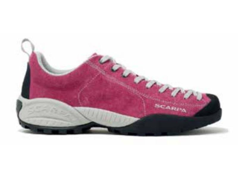 Scarpa Mojito Approach Shoes Red Rose 41 32605L-350-Rros-41