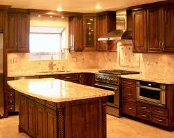 Dark Kitchen Cabinets With Backsplash Kitchen Beautiful White Kitchen Ideas Dark Wall Mount Brown