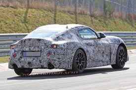 New Supra Price Toyota Supra Leaves Its Bmw Showing In New Spy Shots Autoguide
