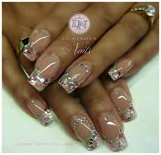 pink and gold nail designs sbbb info