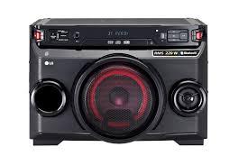 lg wireless home theater lg om4560 one body hifi system m in mini hi fi hi fi audio