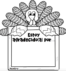 thanksgiving vocabulary pictures thanksgiving freebies in spanish mommymaleta