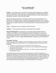 Examples of Argumentative Essays  free Samples   Pearltrees