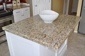 granite countertop kitchen sink equipment single control faucet