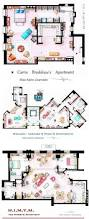 742 Evergreen Terrace Floor Plan As Seen On Tv Floor Plans From Famous Television Series Urbanist