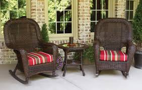 Wicker Resin Patio Furniture - patio furniture and decor patio swings and furniture