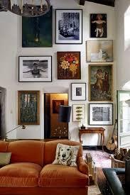 Home Gallery Design Ideas Best 25 Art Walls Ideas On Pinterest Hallway Bench Gallery