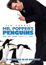 Xem Phim HD Mr. Popper's Penguins