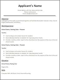 Simple Resume Examples For Students by Best 20 Sample Resume Ideas On Pinterest Sample Resume
