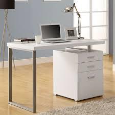 Contemporary Office Desk by Modern Office Desk White Spacecraft