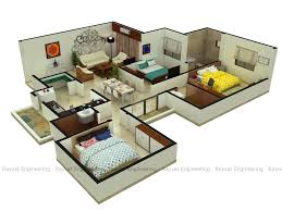 Plans Design by Architectural 3d Floor Plan Services 3d Floor Plan Rendering