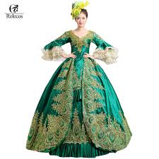 18th Century Halloween Costumes Cheap 18th Century Dress Costume Aliexpress