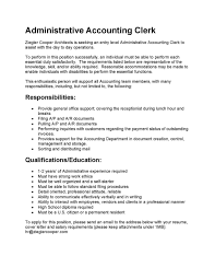 Sample Resume With Salary Requirements by Sample Resume For Accounting Assistant Free Resume Example And