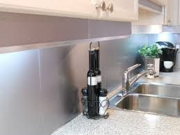 Backsplash Kitchen Photos Kitchen Stainless Steel Backsplash Ideas U2014 Decor Trends Metal