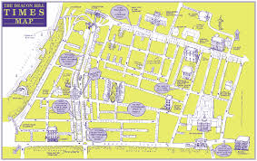 Map Of Boston Neighborhoods by Beacon Hill Online Map Of Beacon Hill