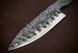 chef u0027s knife carbon steel kitchen knives jm design