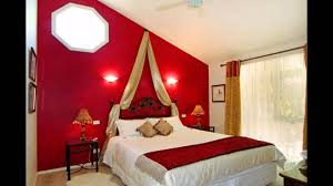 bedroom cute picture of red decoration design idea