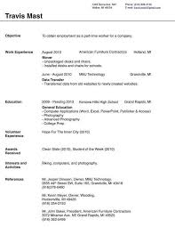 Sample Resume Templates and Cover Letter Writing Tips Resume