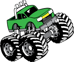 grave digger monster truck song monster truck clipart images clipartxtras