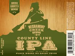 Neshaminy Creek County Line IPA | BeerPulse