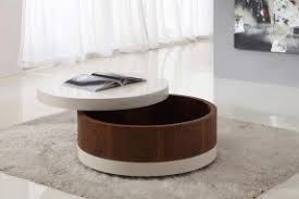 Large Storage Ottoman Coffee Table by Round Storage Ottoman Coffee Table Foter