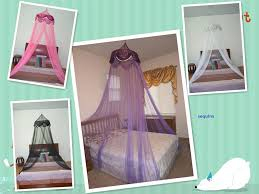 octorose sequins bed canopy mosquito net for all size bed