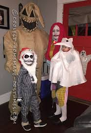 Group Family Halloween Costumes by Top 25 Best Nightmare Before Christmas Costume Ideas On Pinterest