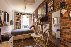 New York City MicroApartments That Bolster The TinyLiving - Small new york apartment design