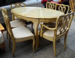 Teak Dining Room Set Retro Dining Set Dining Chair Retro Chrome And Formica Dining