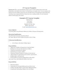 Resume For Nanny Job by Download Teenage Resume Sample Haadyaooverbayresort Com