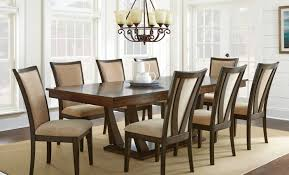 dining room modern decoration rectangle dining table set