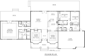 House Plans With 3 Car Garage by Houseplans Biz House Plan 3349 A The Wade A