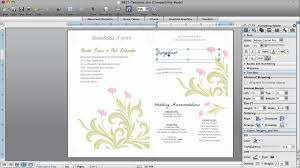 New Office Invitation Card How To Make Wedding Invitations In Microsoft Word Youtube