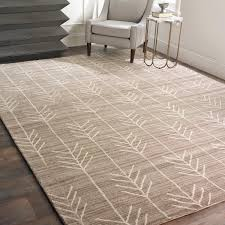 hand tufted arrow rug wool 8x10 729 rugs pinterest arrow