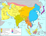 hinduism world map