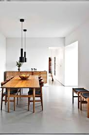 Concrete Dining Room Table 32 Best Concrete Counters And Tables Images On Pinterest
