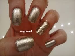 revlon gold coin julep oscar accent nail
