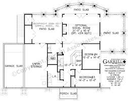 House Plan With Basement by Fresh Cottage House Plans With Basement Home Design Image Gallery